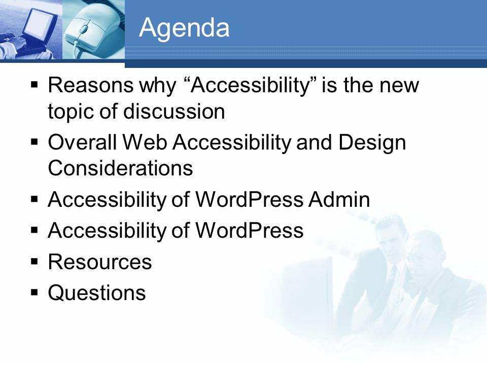 Services  Informal AT assessments  Training – software and equipment  Training and technical resources  Accessible Media (i.e., captioning, audio