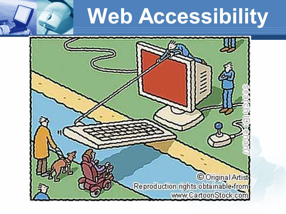 What does IT Accessibility Mean to you?  Mason has policy and an ATI Committee put in place:  ATI Office has worked with ITU Instructional Designers