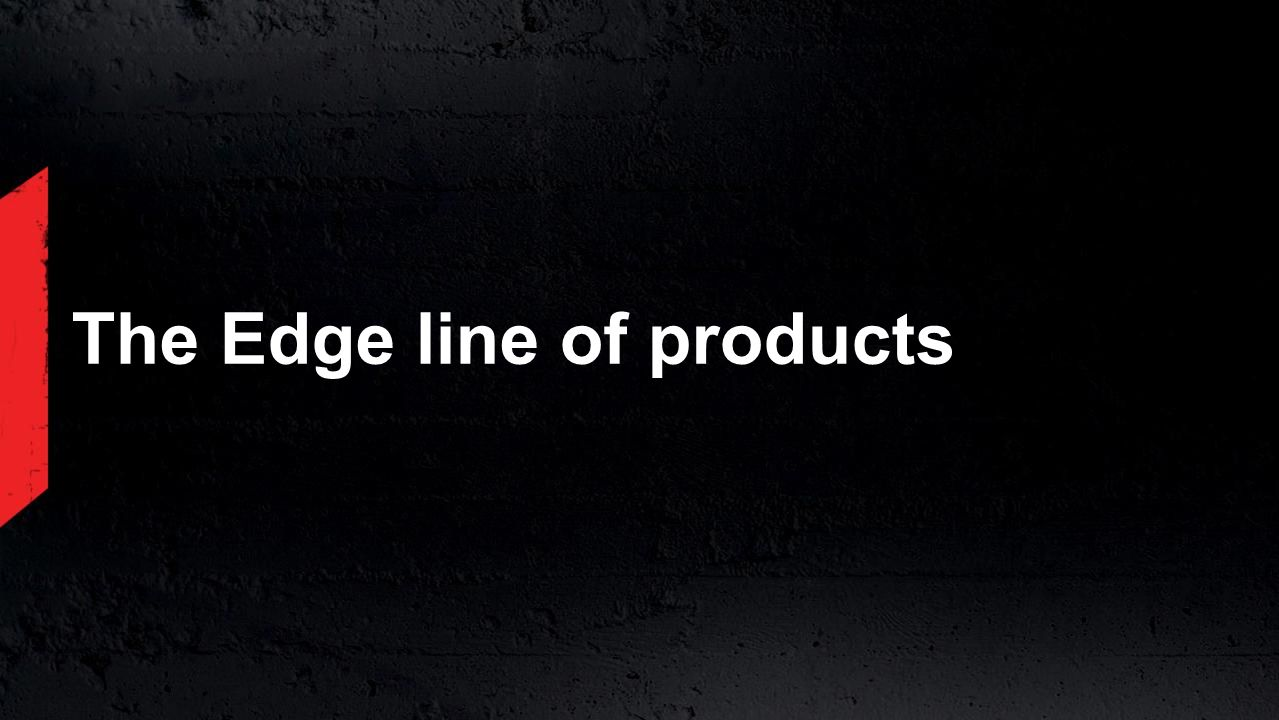 6© 2011 Lenovo Confidential. All rights reserved. The Edge line of products