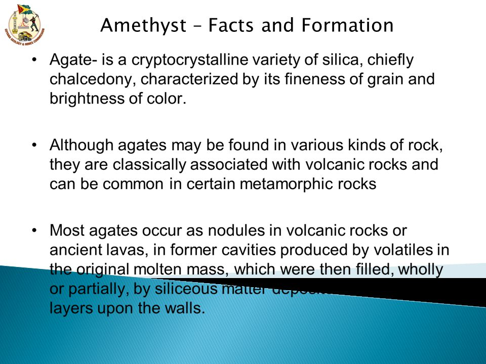 Amethyst – Facts and Formation