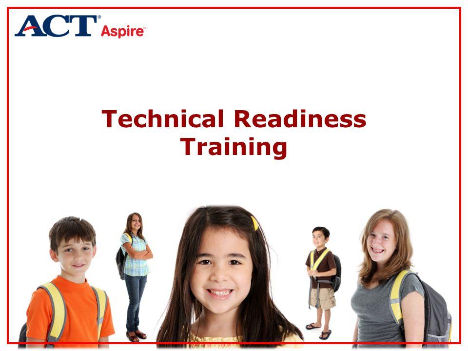 Technical Readiness Training