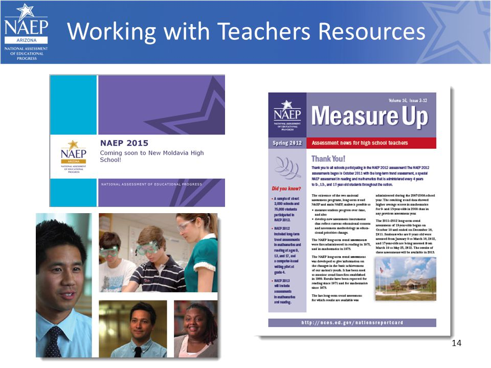 14 Working with Teachers Resources