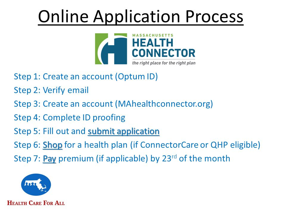 Application and Enrollment Tips Always respond to notices that request more information Provisional eligibility only lasts 90 days If a person does not respond to a notice from the Health Connector or MassHealth, they may lose their coverage.