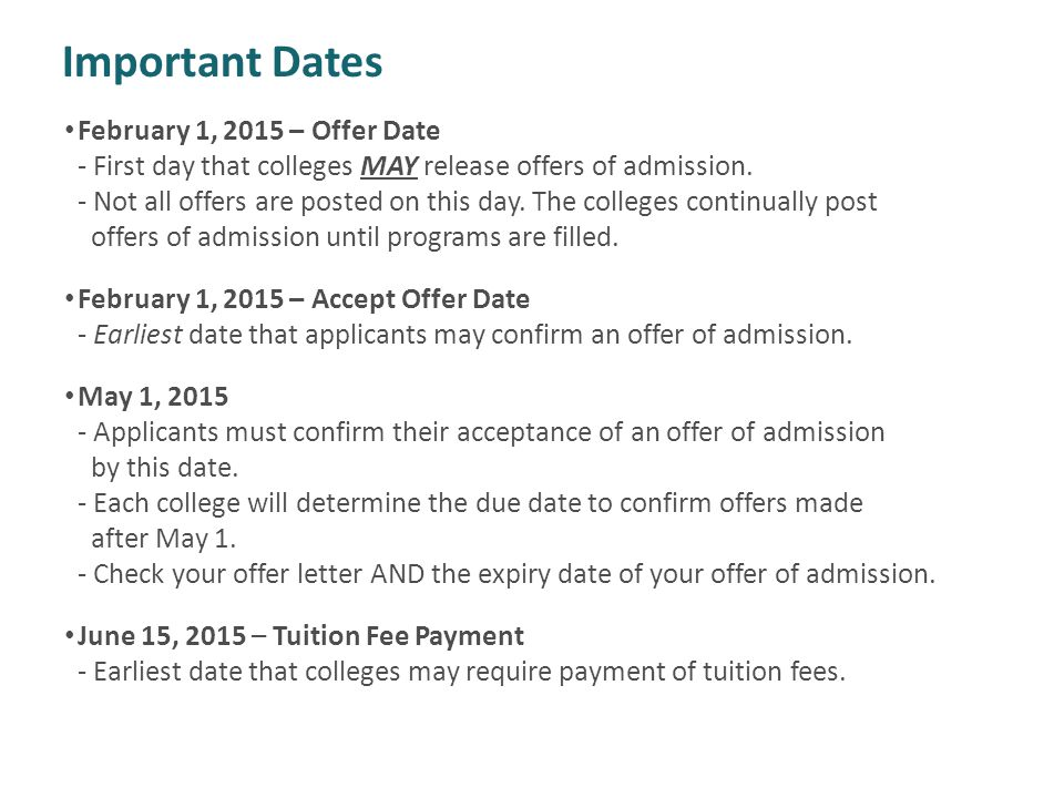 Important Info Before You Apply The application processing fee is $95 (non-refundable).