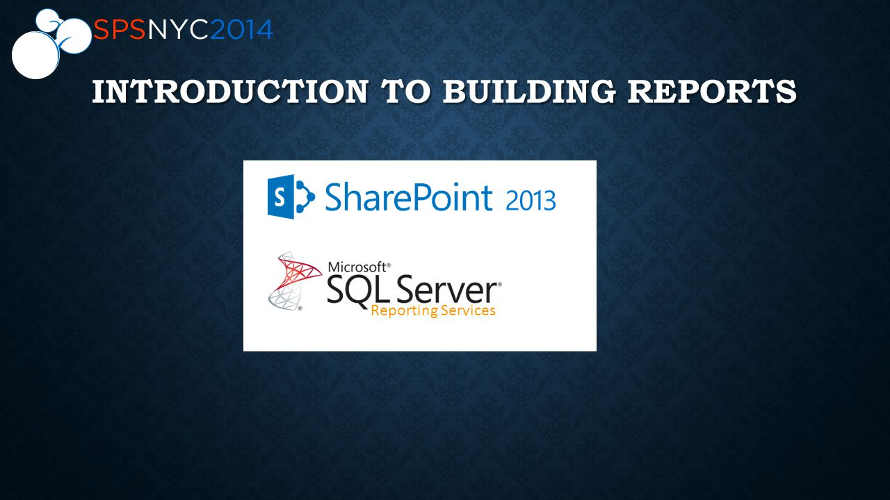 SSRS 2014 INSTALLATION (SHAREPOINT INTEGRATED MODE) App Server Installation App Server Installation Run the SQL Server 2014 installation and only install the Reporting Services – SharePoint feature Run the SQL Server 2014 installation and only install the Reporting Services – SharePoint feature Web Front End Installation Web Front End Installation Install the Reporting Service add-in for SharePoint Install the Reporting Service add-in for SharePoint The add-in can be found on the SQL installation media or downloaded from Microsoft The add-in can be found on the SQL installation media or downloaded from Microsoft Configuration Configuration Navigate to Central Admin > Services on Server Navigate to Central Admin > Services on Server Start the SQL Server Reporting Services Service on the appropriate App Servers Start the SQL Server Reporting Services Service on the appropriate App Servers Create a SQL Server Reporting Services Service Application and associated with your Web App(s) Create a SQL Server Reporting Services Service Application and associated with your Web App(s)