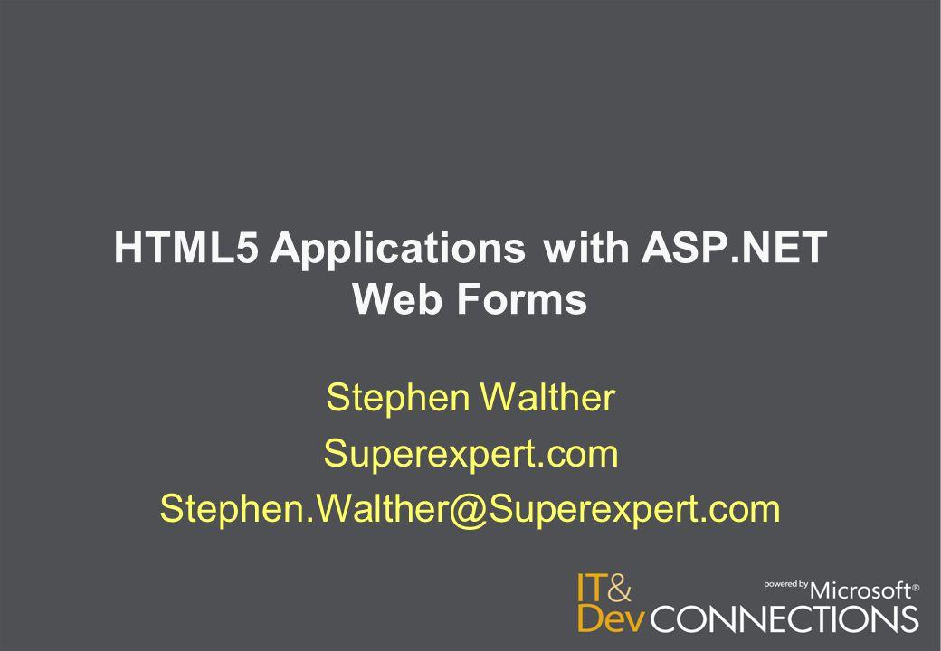 HTML5 IndexedDB Browser Support: ● Firefox4 (mozIndexedDB) ● Google Chrome 12 (webkitIndexedDB) ● IE9 (HTML Labs plugin)
