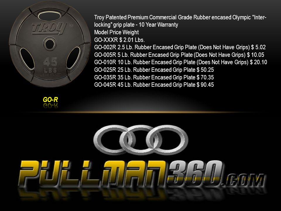 Model PRICE WEIGHT VO-010SBP** $ 23.40 10 VO-015SBP** $ 28.08 15 VO-025SBP $ 36.40 25 VO-035SBP $ 50.96 35 VO-045SBP $ 65.52 45 ** =New Warranty Information and pricing adjustment.