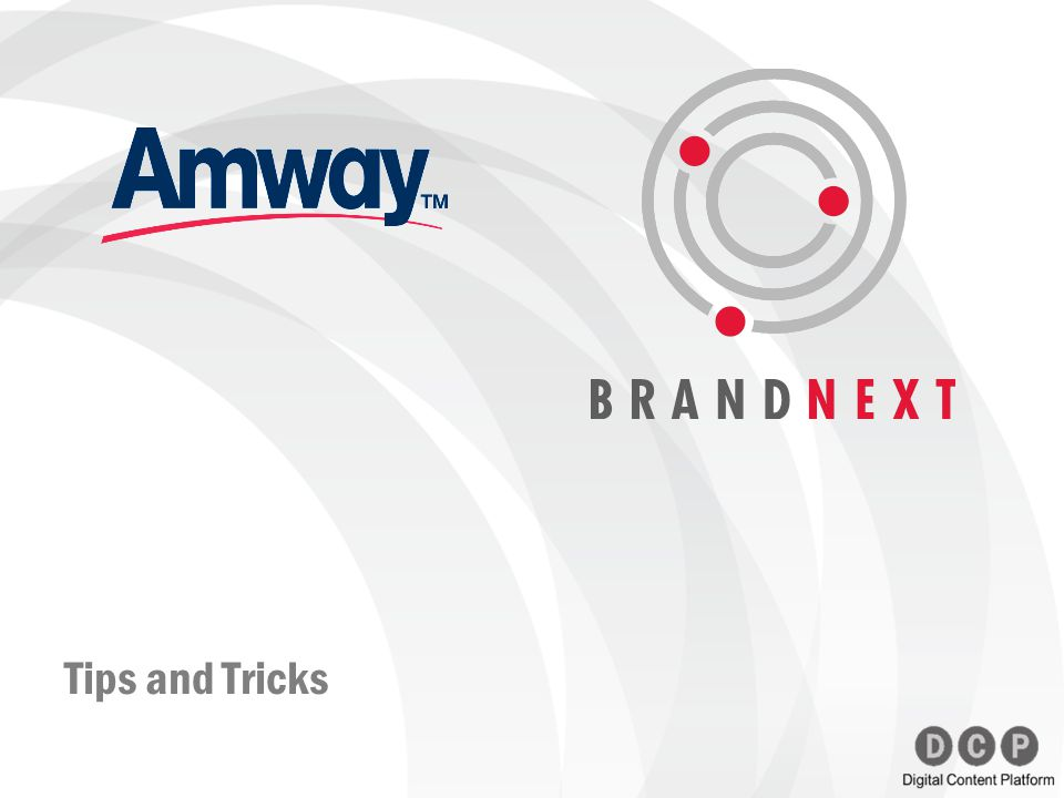 BrandNext is the corporate digital asset management system that houses all brand marketing and communications materials for users to search, download and use.