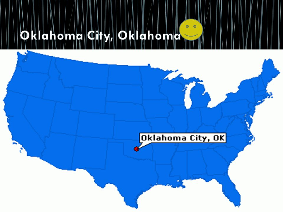 Oklahoma was founded in1889 on April 22 nd when the area was known as the unassigned lands. (where the Indians had not been settled.) Oil was discovered in the city in 1928.
