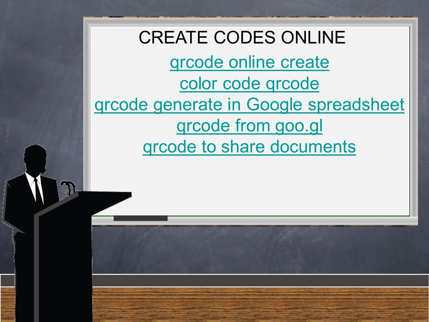 qrcode online create color code qrcode qrcode generate in Google spreadsheet qrcode from goo.gl qrcode to share documents CREATE CODES ONLINE