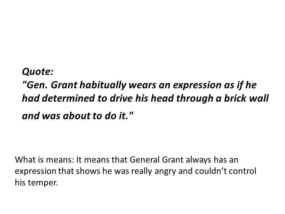 Quote: Gen.