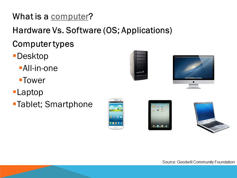 What is a computer computer Hardware Vs.