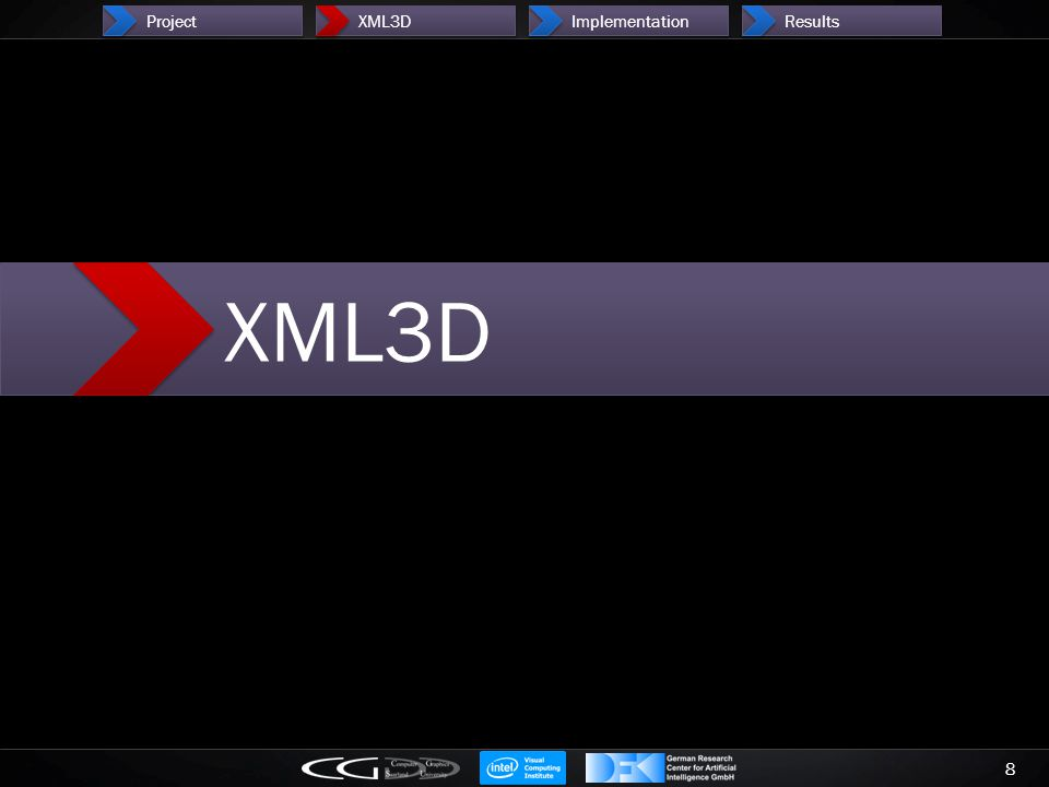 8 ProjectXML3DImplementationResults XML3D