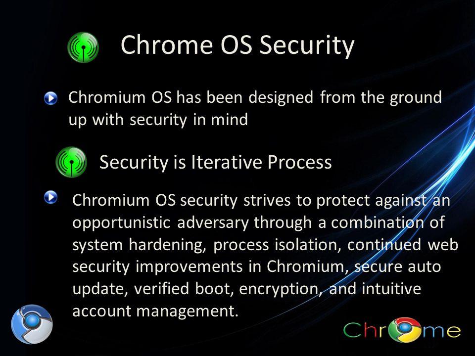Chrome OS FAST BOOT TRADITIONAL OSCHROME OS s