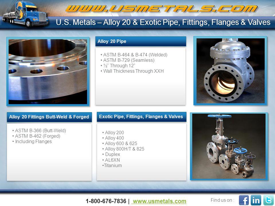 ASTM/ASME A/SA 333 Grades 1/6 Grade 3 CE ≤.43 ( HF ) Low Temperature Pipe ½ Through 30 ASTM/ASME A/SA 420 WPL-6 WPL-3 CE ≤.43 ( HF ) Low Temperature BW Fittings ½ Through 30 U.S.