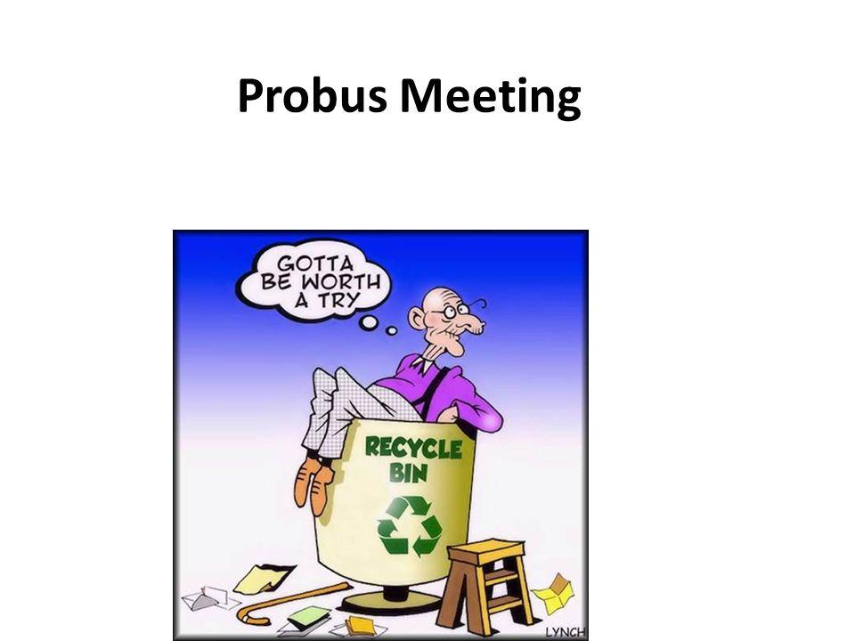 Probus Meeting
