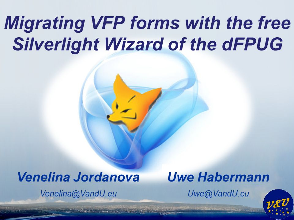 dFPUG – Silverlight Wizard How does it work.