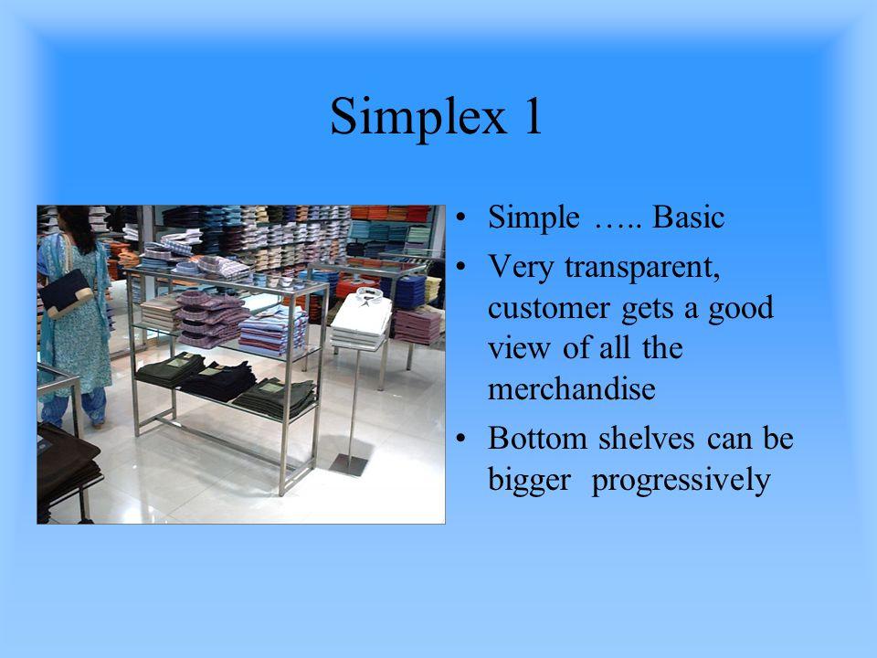 Simplex 1 Simple …..