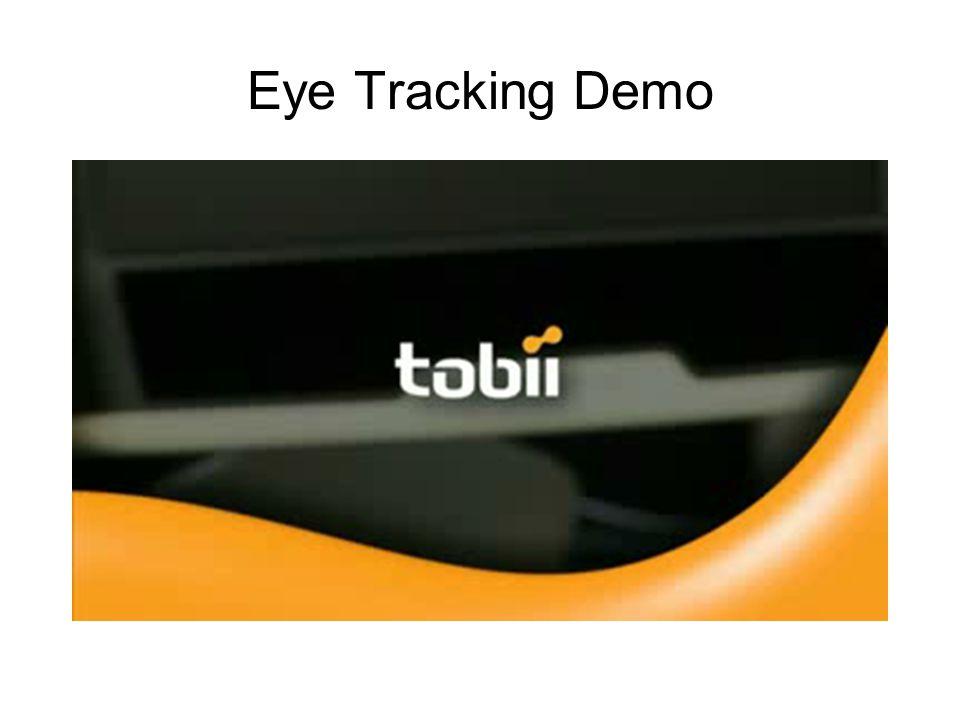 Eye Tracking Demo
