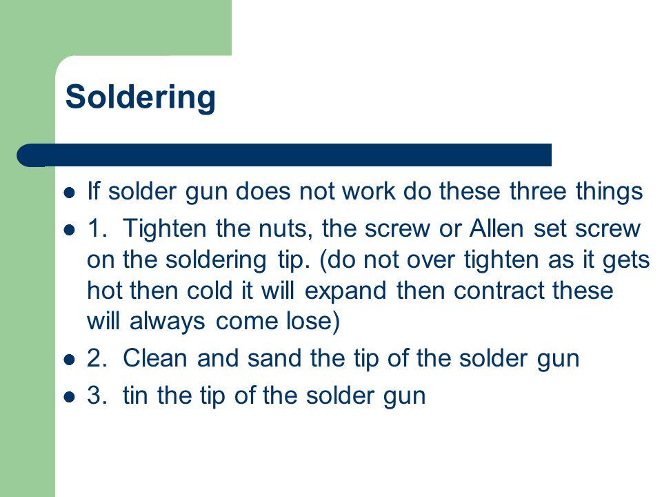 Solder Guns