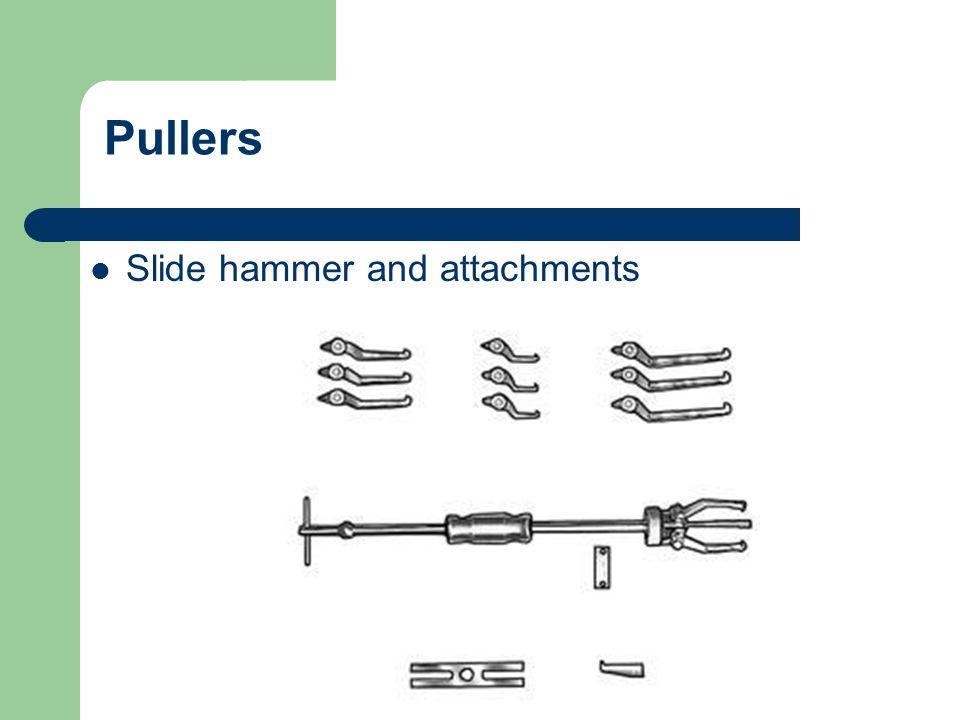 Pullers Steering wheel Harmonic balance puller
