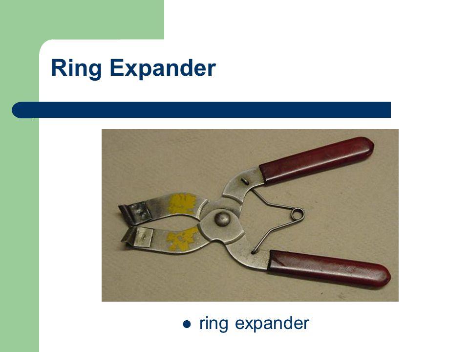 Ring Compressor ring compressors