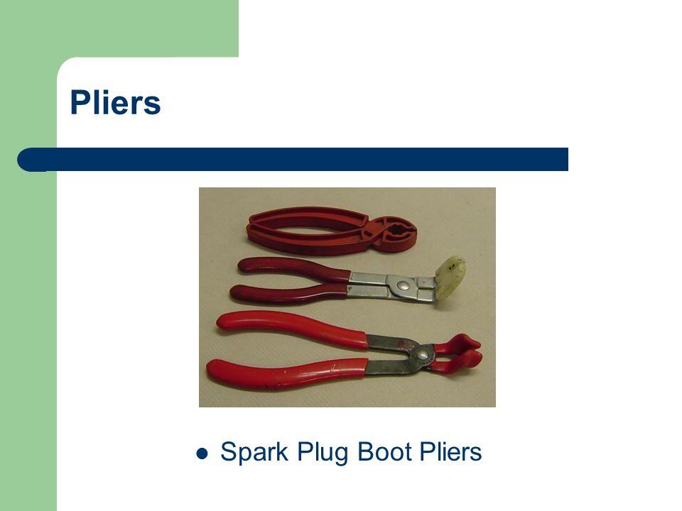 Pliers Snap Ring - Internal or External