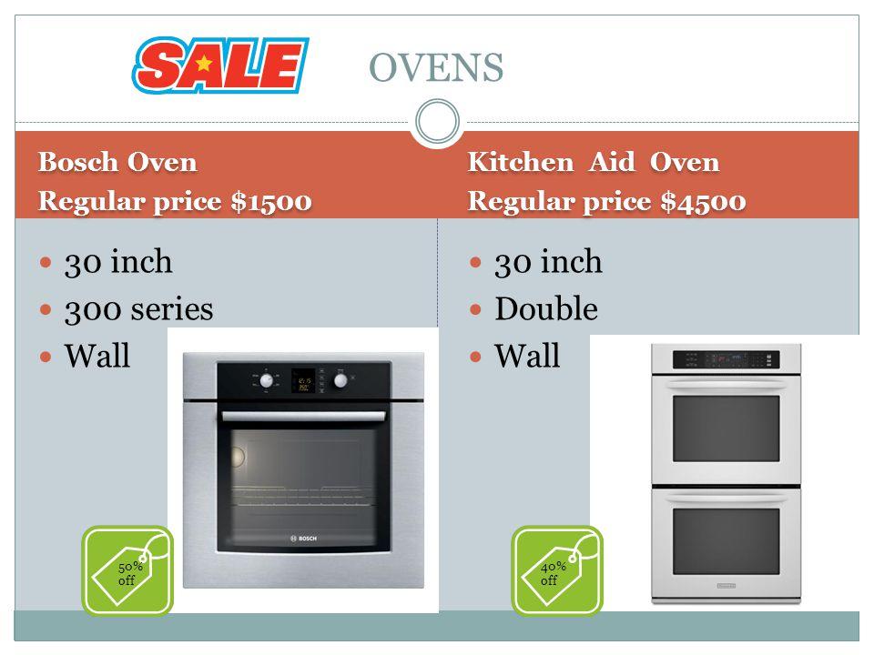 Kitchen Appliances SAMSUNG REFRIGERATOR Regular price $3500 Kitchen Aid Dishwasher Regular price $1600 29 cubic ft. French door 24 inch Double drawer