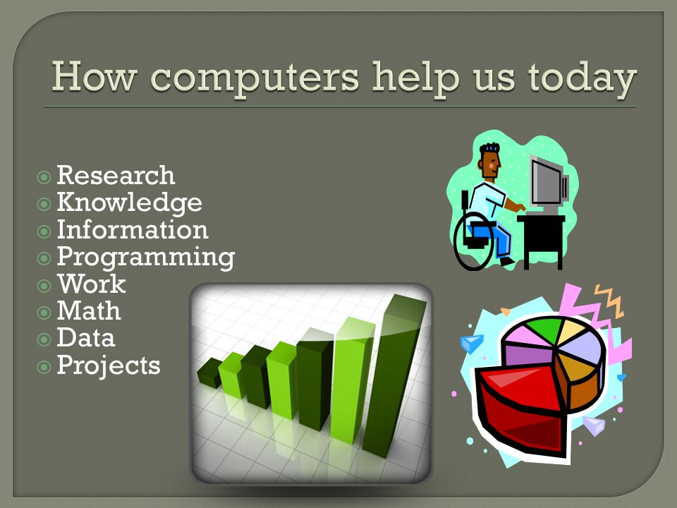  Research  Knowledge  Information  Programming  Work  Math  Data  Projects