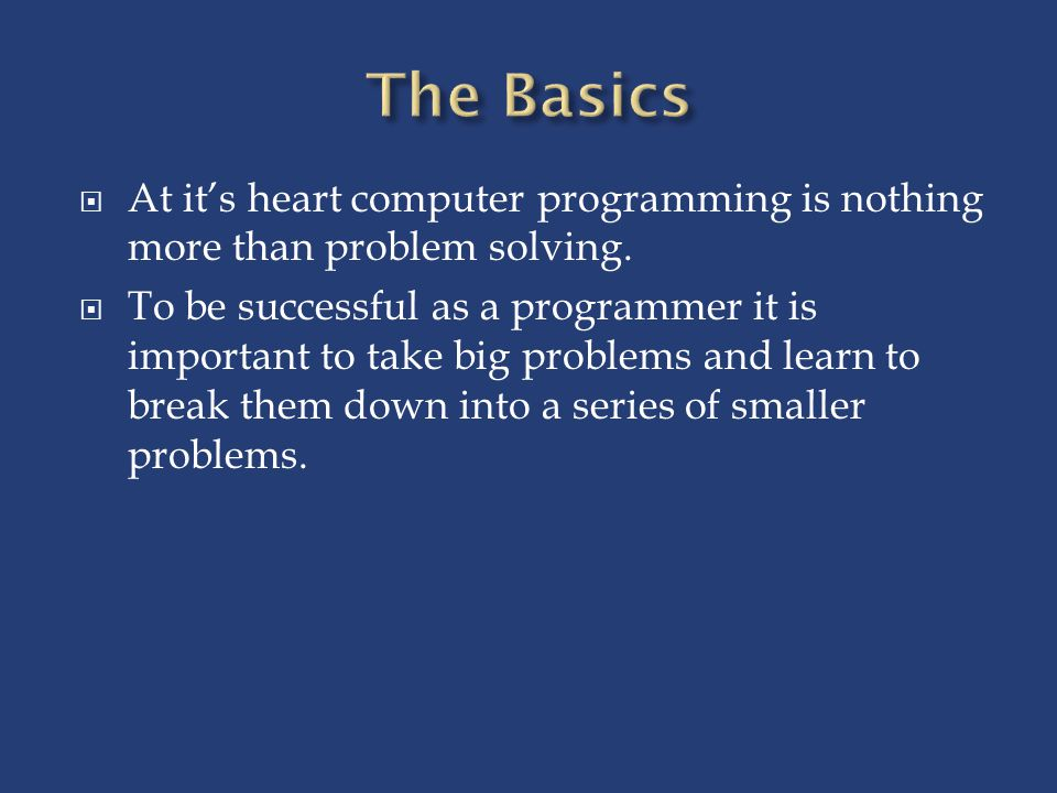  The language that you use when communicating with a computer is called a 'programming language'.