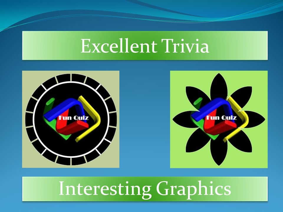 Excellent Trivia Interesting Graphics