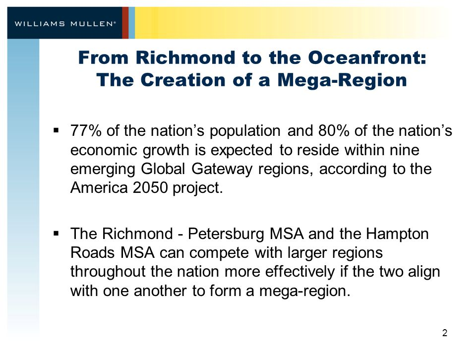 13 Summary  A merger of the MSAs would strengthen and diversify the economy of each MSA.