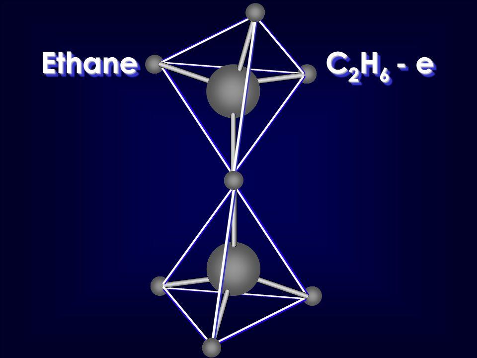 Ethane C 2 H 6 - e