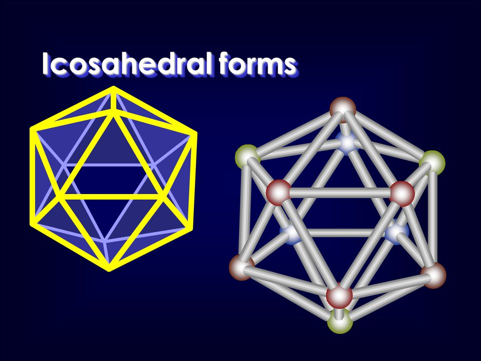 Icosahedral forms