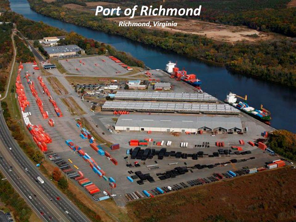 Port of Richmond Richmond, Virginia