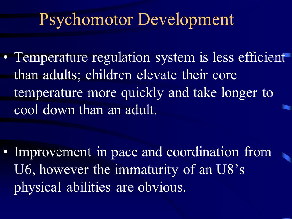 Cognitive Development Concrete operational stage (Piaget).