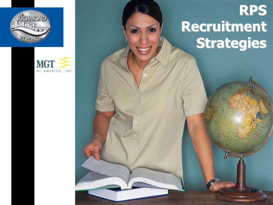 RPS Recruitment Strategies 44