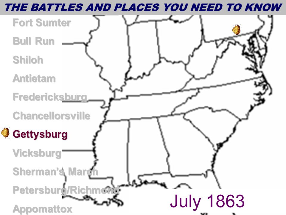 ANTIETAM IMPACT Union gains first major victory in east South hurt in gaining foreign allies Lincoln was waiting for victory to make a big move Change in Union Generals IMPACT Union gains first major victory in east South hurt in gaining foreign allies Lincoln was waiting for victory to make a big move Change in Union Generals