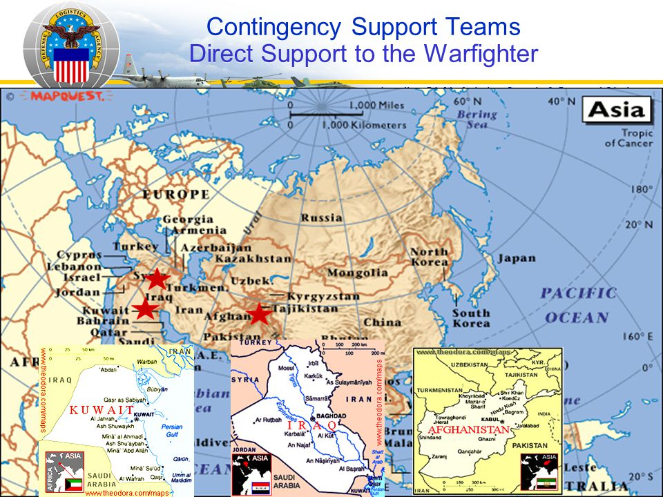 Leading DLA's Aviation Supply & Demand Chain Contingency Support Teams Direct Support to the Warfighter