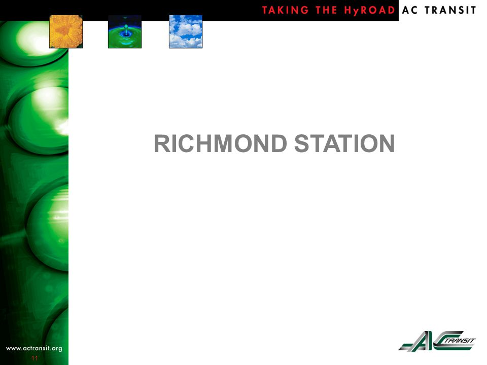 11 RICHMOND STATION