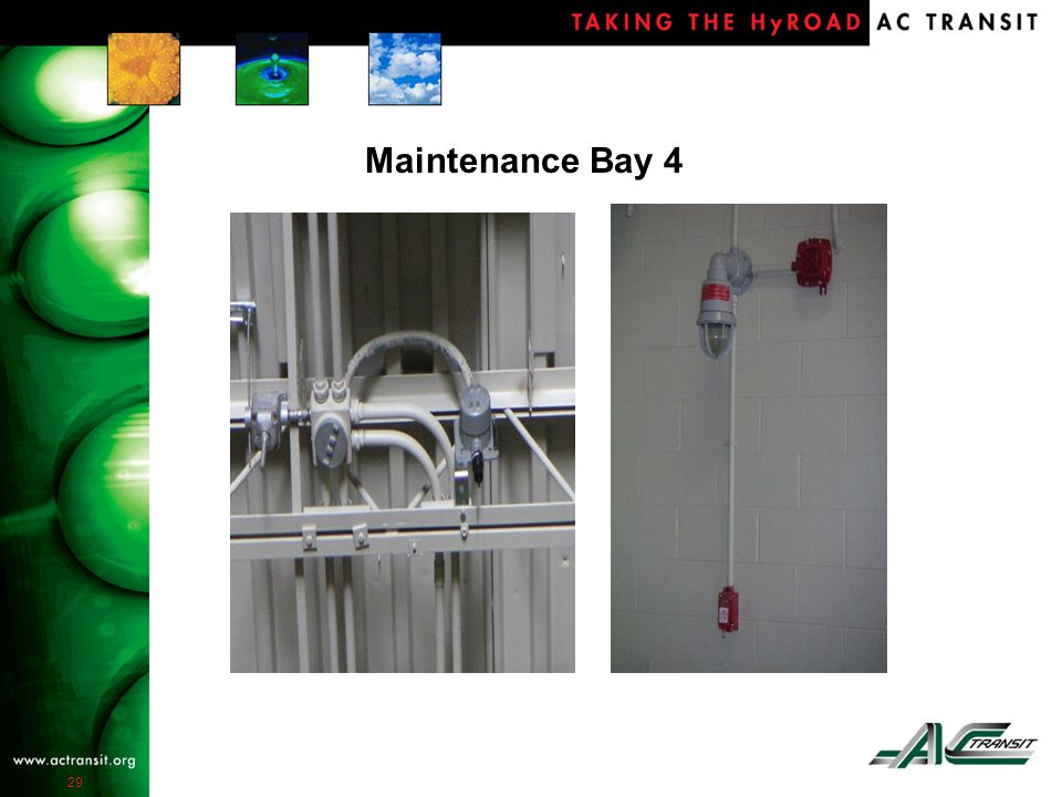 29 Maintenance Bay 4