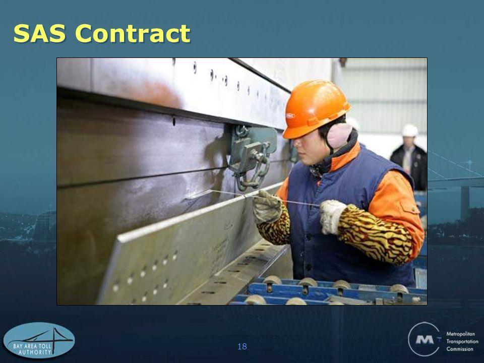 18 SAS Contract