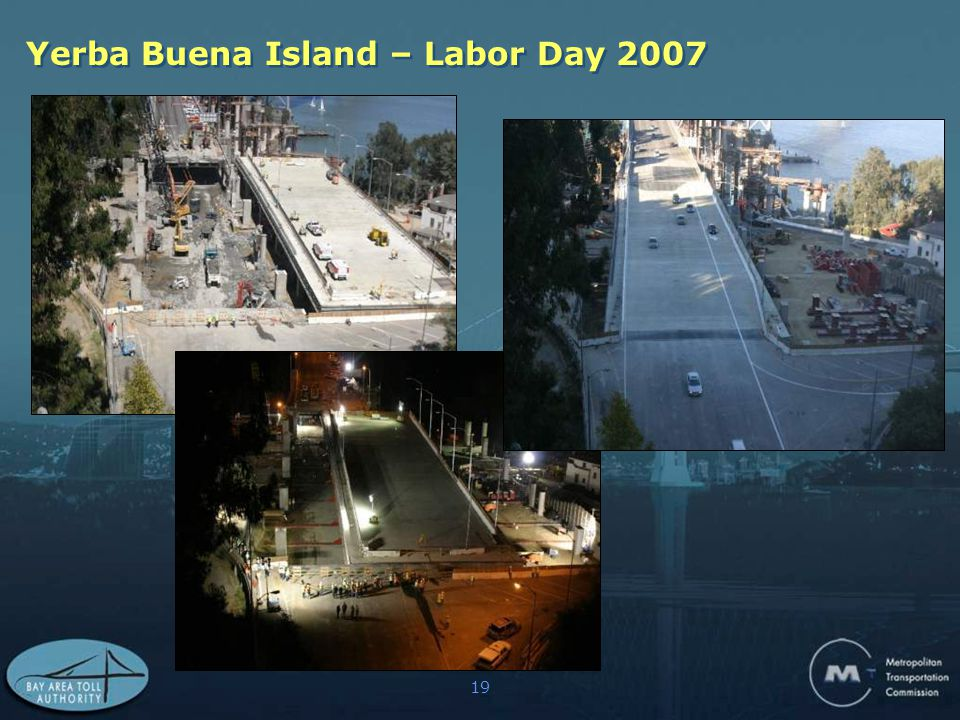 19 Yerba Buena Island – Labor Day 2007