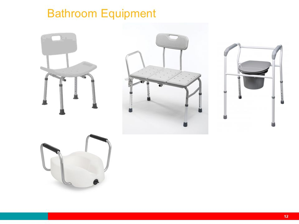 12 Bathroom Equipment
