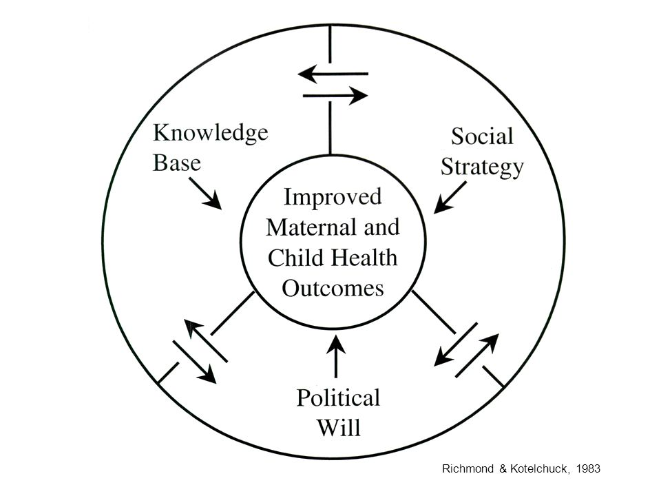 Creating the Political Will to Educate and Train the Public Health Workforce on Preconception Health and the MCH Life Course Model Gain Community and Political Support Create demand (for training) for preconception health and the MCH life course model among community groups.
