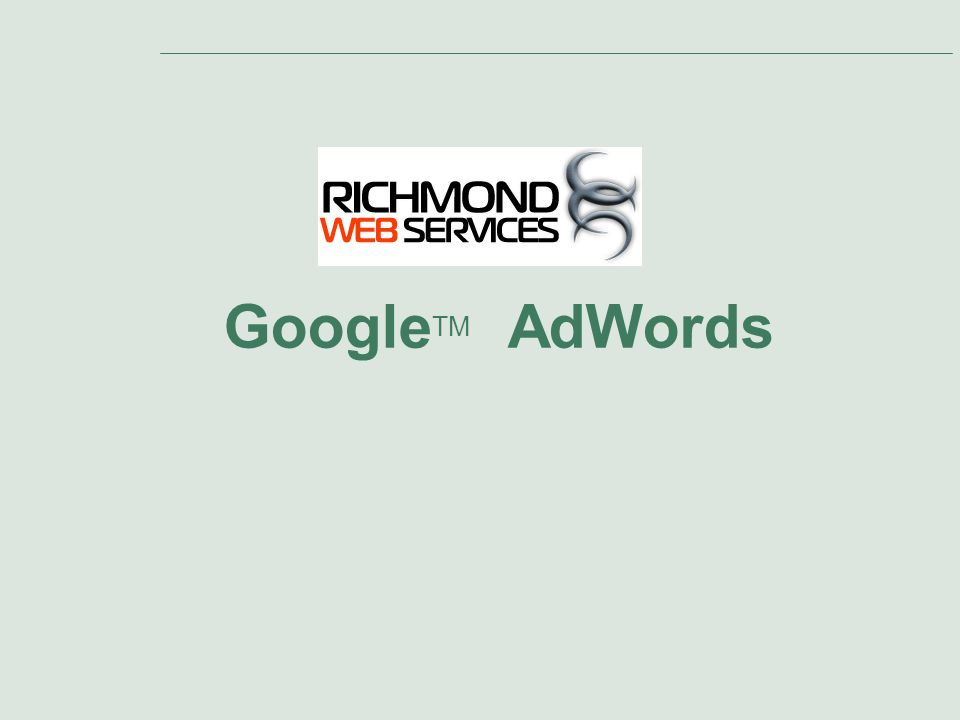 Google TM AdWords