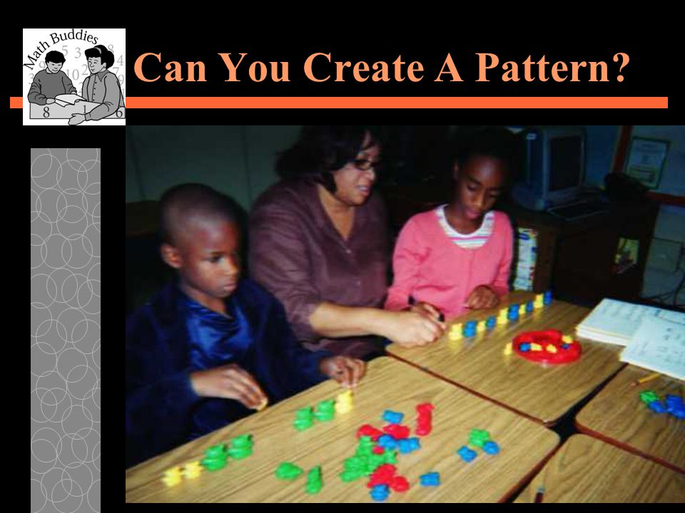 Can You Create A Pattern
