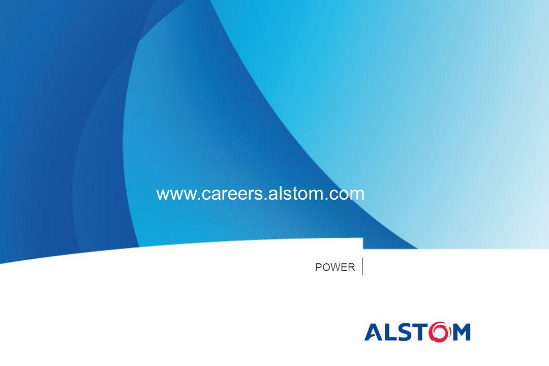 POWER www.careers.alstom.com