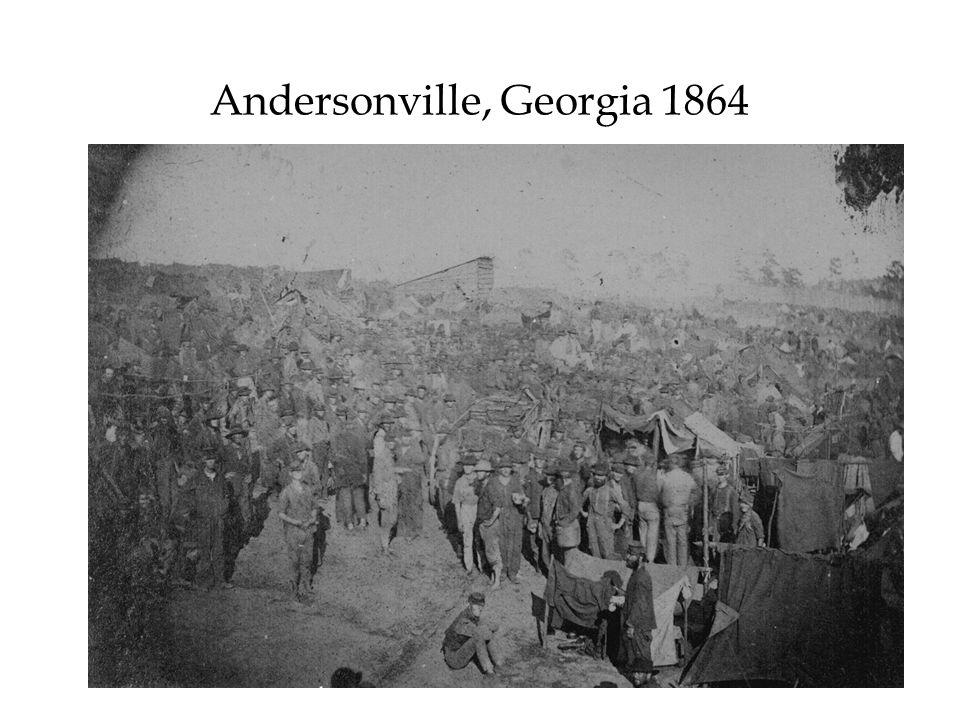 Andersonville, Georgia 1864
