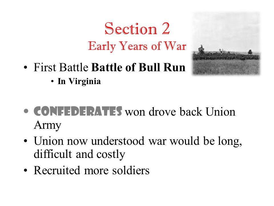 War at Sea Union Naval Blockade-reduced trade by 2/3 –So Confederacy built IRONCLADS Ironclad warship Monitor vs.